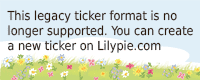 Lilypie Suivants Ticker
